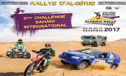 Rallye «Challenge Sahari international» : L'Algérie remporte deux titres dans les catégories SSV et Quad