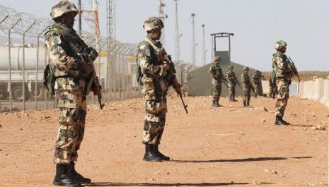 MDN : Reddition d'un terroriste à Tamanrasset