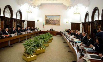 Conseil des ministres: Adoption de trois décrets présidentiels relatifs aux hydrocarbures