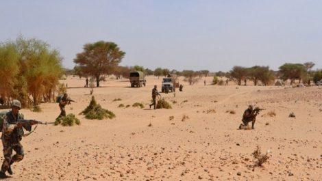 In-guezzam, Tamanrasset : Deux Tchadiens armés arrêtés
