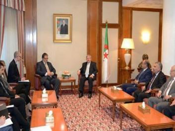 Algérie-Hongrie : Balogh reçu par le Premier ministre