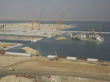 Port-Centre d'El Hamdania : Dernières retouches avant le début des travaux