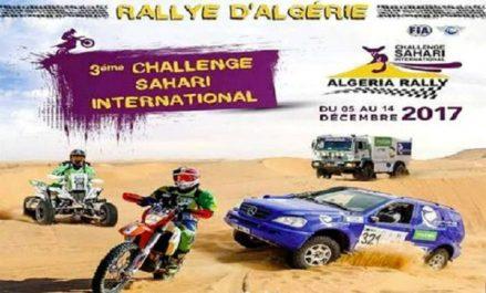 Rallye : Clôture satisfaisante de la 3 éme édition en dépit des lacunes