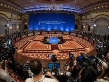 Nouveaux pourparlers de paix sur la Syrie les 21-22 décembre à Astana