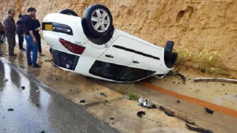 Accidents de la circulation à Annaba : 40% en moins en 2017