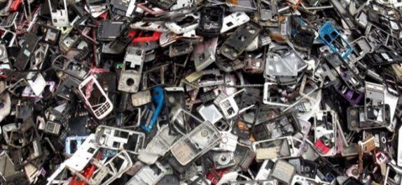 Augmentation à plus de 44 millions de tonnes de déchets électroniques