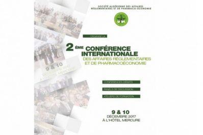 Sur initiative de la SAARPE : Conférence internationale sur la réglementation pharmaceutique