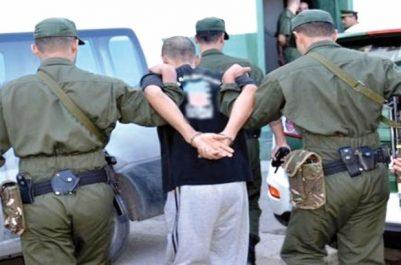 SÉTIF : Démantèlement d'un réseau de trafic d'armes
