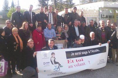 DRAÂ EL-MIZAN (TIZI OUZOU) : L'association El-Baraka au chevet des handicapés