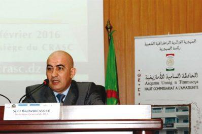 Documents en langue amazighe: plusieurs ministères concernés (HCA)