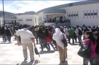 A partir du 17 décembre: Grève à l'université