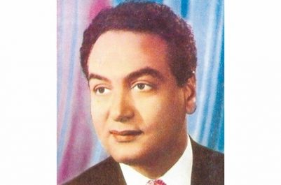 Il est le compositeur de l'hymne national : Médaille de mérite à Mohamed Faouzi