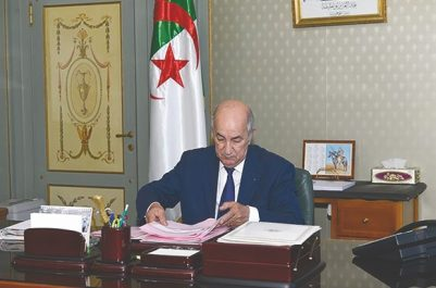 Il a été débarqué moins de trois mois après sa nomination , Tebboune : l'éphémère Premier ministre