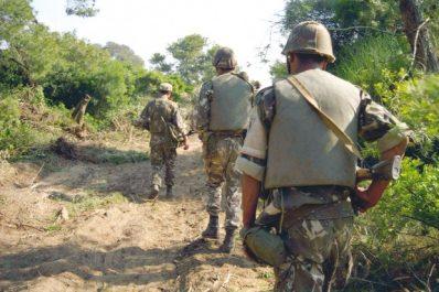 Une année sans repos pour l'armée : 156 terroristes neutralisés en 2017
