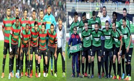 Foot/Coupe d'Algérie: USM Alger- CS Constantine, JS Saoura- ES Sétif à l'affiche