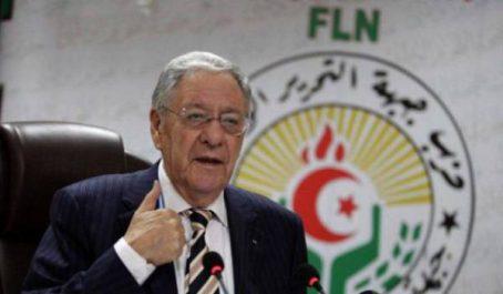Exclusif : Djamel Ould Abbès , secrétaire général du parti majoritaire , à l'expression : «Le FLN vous surprendra le 19 mars prochain»