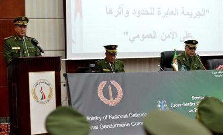 Séminaire international sur la sécurité et la criminalité