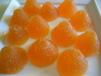 Pâte d'oranges