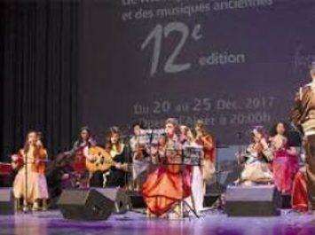 Clôture du 12e FestivAlgérie avec quatre prestations de qualité