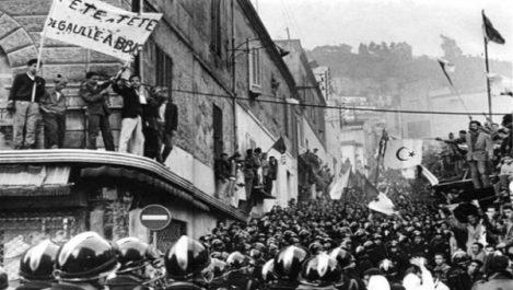 """Il y a 57 ans, """"les Algériens en marche"""""""