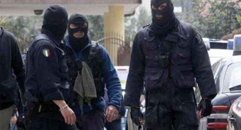 accusé de terrorisme, Un algérien arrêté en italie