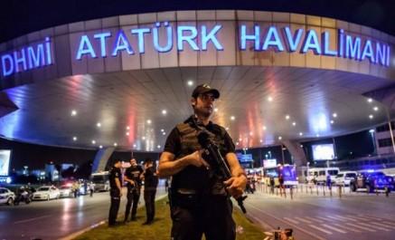 le cerveau présumé de l'attentat de l'aéroport d'istanbul tué en géorgie