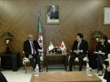 Algérie-Japon : signature de deux conventions pour faciliter les investissements entre les deux pays