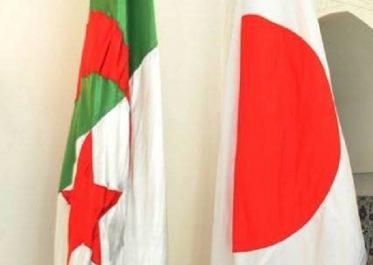 Agrément à la nomination du nouvel ambassadeur du Japon en Algérie