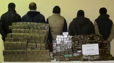 Drogue Plusieurs individus interpellés et des quantités récupérées à travers le pays