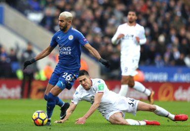 Leicester City: Mahrez et les Foxes humiliés par Crystal Palace