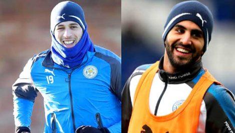 Leicester ne compte pas brader Slimani