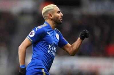 (Terminé) Leicester City 2 – 2 Manchester United (Mahrez et Slimani)
