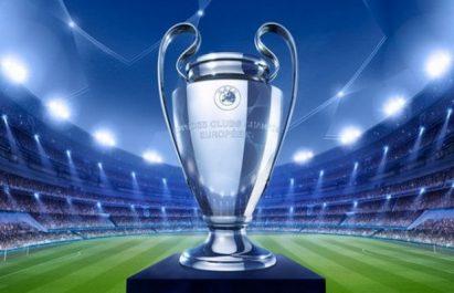Le tirage des 8ème de finale de la Ligue des Champions
