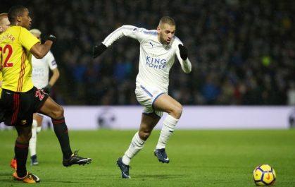 Leicester : Slimani rappelé dans l'équipe pour faciliter sa vente ?