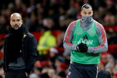 Man United : Ibrahimovic traite Guardiola d'immature et balance sur leurs tensions au Barça