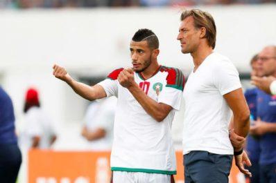 "Maroc – Renard : ""Il ne faudra pas s'avouer vaincu"""