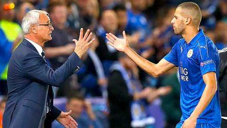 Ranieri veut Slimani à Nantes