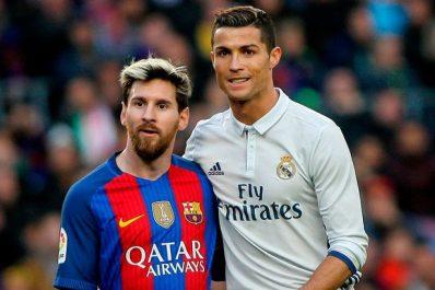 Real : Ronaldo défendu par un joueur du Barça