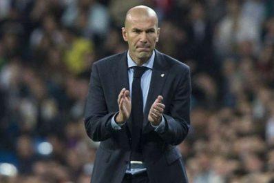 Real : Seul Muñoz tient tête à Zidane