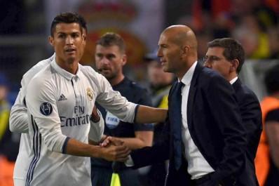 Real : Zidane donne son point de vue sur la rivalité entre Messi et Ronaldo