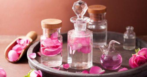 L'eau de rose, un trésor de beauté