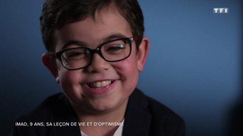 VIDÉO. Imad, l'enfant algérien qui émeut le monde: «Une leçon de courage»