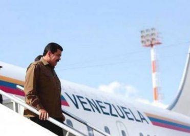 Nouvelle escale technique du président vénézuélien Nicolas Maduro