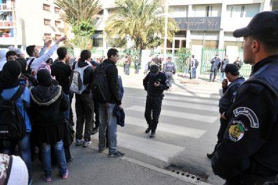 Marche exemplaire à tizi ouzou : Les lycéens disent non au diktat des syndicats
