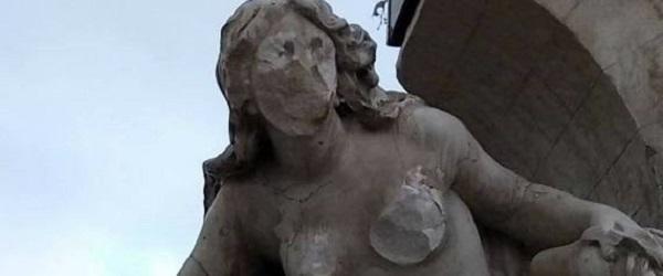 Sétif/Restauration de la statue vandalisée: le scanner tridimensionnel lancé