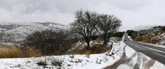 Des chutes de neige continueront d'affecter les reliefs du centre et de l'Est du pays