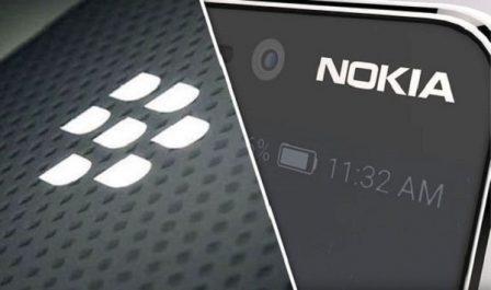 BlackBerry devra payer à Nokia 137 millions de dollars pour un contrat de licence de brevet