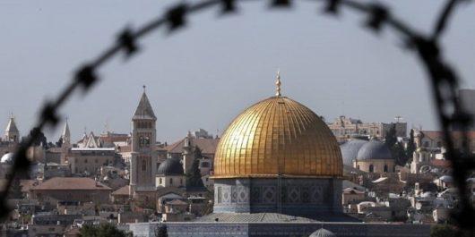 Décision américaine sur le statut d'EL-Qods occupé: l'opposition britannique dénonce, la société civile se mobilise