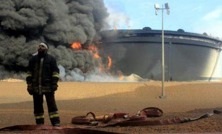 Libye : explosion sur un oléoduc alimentant le terminal d'Es Sider