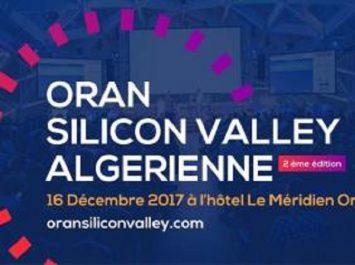 La 2ème édition de la rencontre «Oran Silicon Valley algérienne» le 16 décembre